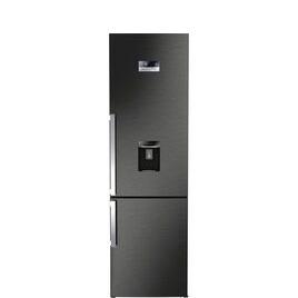 Grundig GKN16220DZ 70/30 Fridge Freezer - Dark Steel Reviews