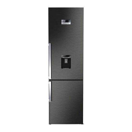 Grundig GKN16220DZ 70/30 Fridge Freezer - Dark Steel
