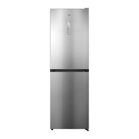 Hisense RB412N4AI1 50/50 Fridge Freezer - Stainless Steel