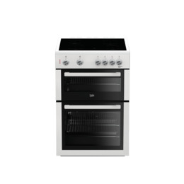 Beko XTC653W 60 cm Electric Ceramic Cooker - White Reviews