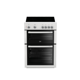 Beko XTC653W 60 cm Electric Ceramic Cooker - White Reviews