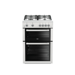 Beko XTG653W 60 cm Gas Cooker - White Reviews