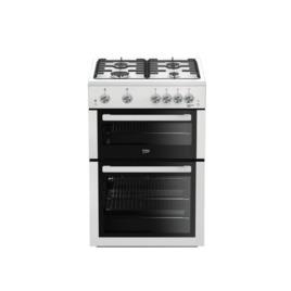 Beko XTG653W 60 cm Gas Cooker - White Reviews