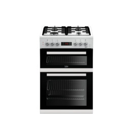 Beko XDDF655T 60 cm Dual Fuel Cooker - Anthracite Reviews