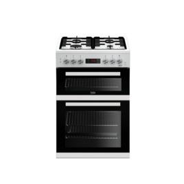 Beko XDDF655T 60 cm Dual Fuel Cooker - Anthracite Reviews