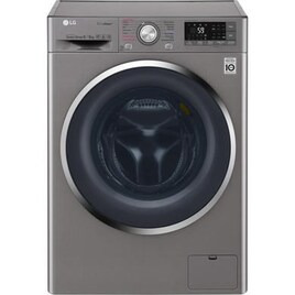 LG F4J8FH2S 9kg Wash 6kg Dry Eco Hybrid Freestanding Washer Dryer With True Steam And Smart ThinQShiny Steel Reviews