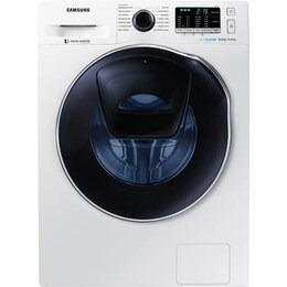 Samsung WD80K5B10OW 8kg Wash 6kg Dry AddWash Washer Dryer With EcoBubble - White With Crystal Blue Door Reviews