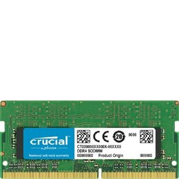 Crucial 4GB DDR4-2400 SODIMM Reviews