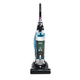 Hoover Breeze Evo Pets TH31BO02 Upright Bagless Vacuum Cleaner - Black & Turquoise Reviews