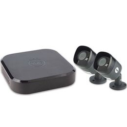 Yale SV-4C-2ABFX Full HD 1080p 4-Channel Smart CCTV Kit - 2 Cameras Reviews