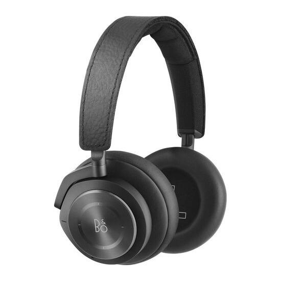 B&O H9i Wireless Bluetooth Noise-Cancelling Headphones - Black