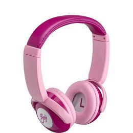 Goji GKIDBTP18 Wireless Bluetooth Kids Headphones - Pink Reviews
