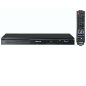 Photo of Panasonic DVD-S68EB-K  DVD Player