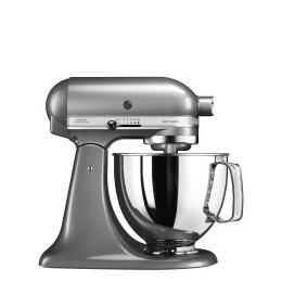 KitchenAid Artisan 5KSM175PSBCU Stand Mixer - Contour Silver Reviews