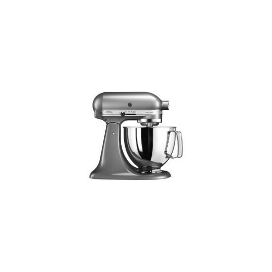 KitchenAid Artisan 5KSM175PSBCU Stand Mixer - Contour Silver