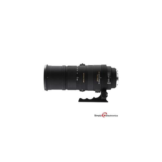 Sigma 50-500mm F4.5-6.3 APO DG OS HSM (Canon)