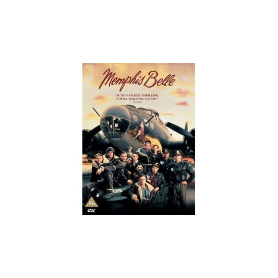 Memphis Belle (1990) DVD Video