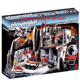Playmobil 4875 Secret Agent Headquarters Reviews