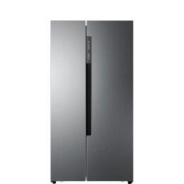 Haier HRF-522DG6 American-Style Fridge Freezer - Silver Reviews
