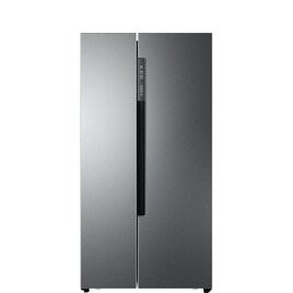 Haier HRF-522DG6 American-Style Fridge Freezer - Silver Reviews