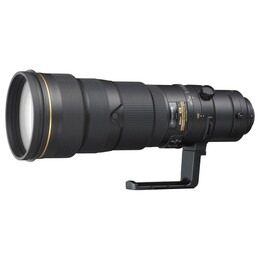 Nikon FX 500mm f/4G IF ED VR II AF-S JAA529DA