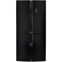 CDA PC880BL American Style Four Door Frost Free Freestanding Fridge Freezer - Black Reviews