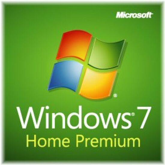 Microsoft Windows 7 Home Premium (64bit, SP1, English, 1 Pack)