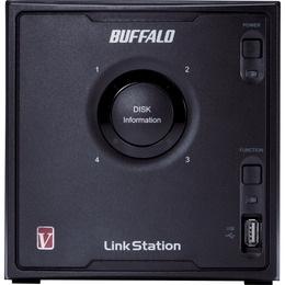 Buffalo LinkStation Pro Quad LS-QV4.0TL/R5 Reviews