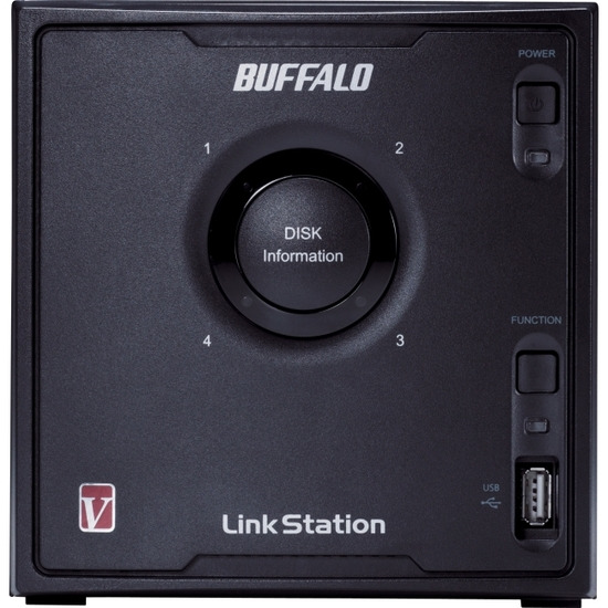 Buffalo LinkStation Pro Quad LS-QV4.0TL/R5
