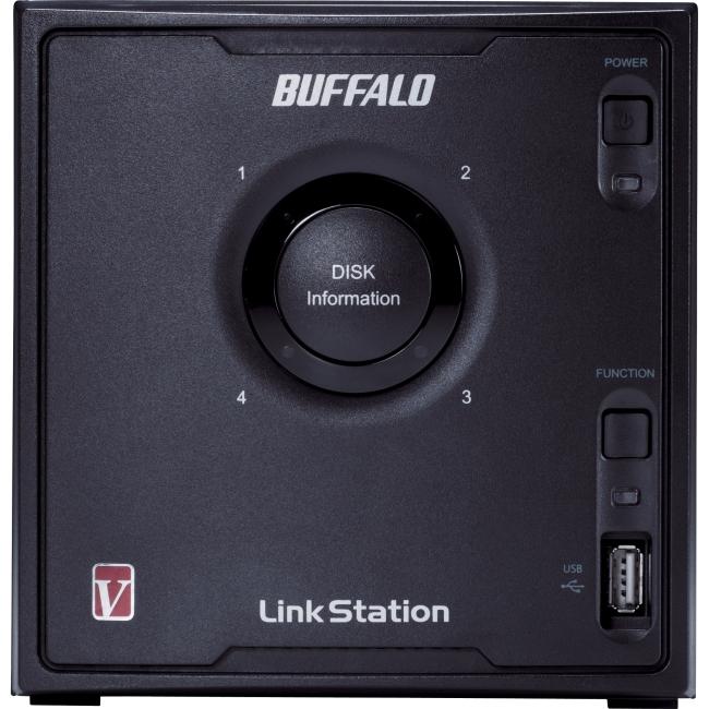Buffalo LinkStation Pro Quad LS-QV4 0TL/R5 Reviews - Compare