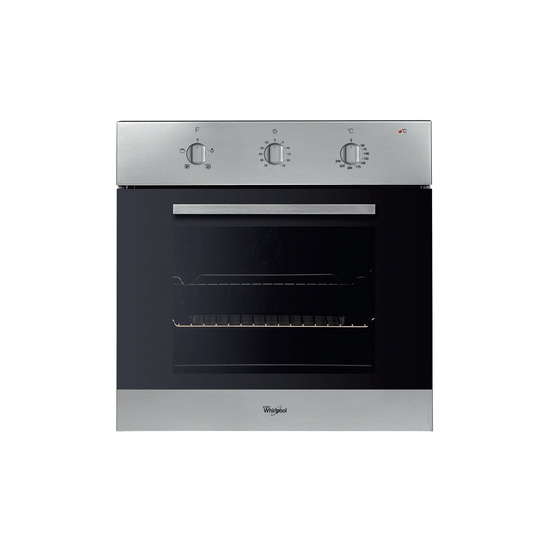 Whirlpool built in electric oven - Stainless Steel AKP 436/IX