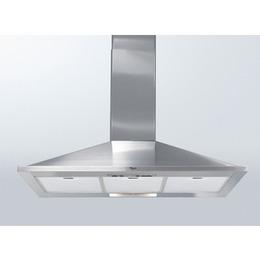 Whirlpool wall mounted cooker hood - 90cm AKR 590 IX