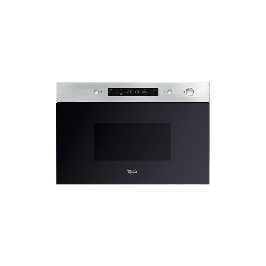 Whirlpool built in microwave oven - Stainless Steel AMW 492/IX