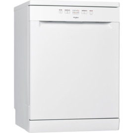 Whirlpool SupremeClean WFE 2B19 Dishwasher in White Reviews