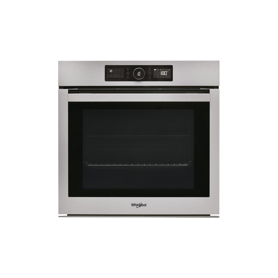 Whirlpool AKZ9 6220 IX Built Oven Stainless Steel