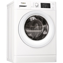 Whirlpool FWDD117168W Washer Dryer in White
