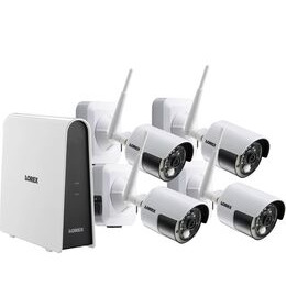 LOREX LHB8061TC4WP 6-Channel Full HD 1080p Security System - 1 TB 4 Wireless Cameras Reviews