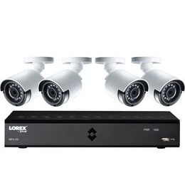 LOREX LHA21081TC4P 8-Channel Full HD 1080p Home Security System - 1 TB 4 Cameras Reviews