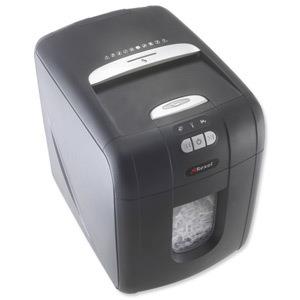 Photo of Rexel Auto+ 100X Confetti Cut Shredder Shredder