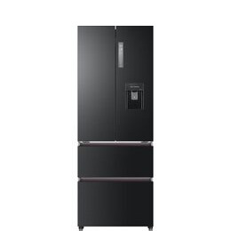 Haier HB16WSNAA Fridge Freezer - Black Stainless Steel Reviews