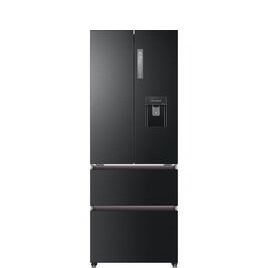 Haier HB16WSNAA Fridge Freezer - Black Stainless Steel Reviews