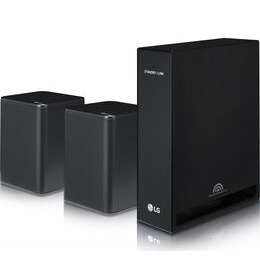 LG SPK8-S 2.0 Wireless Rear Speaker Kit Reviews