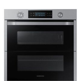 SAMSUNG Dual Cook Flex NV75N5641RS Electric Oven Reviews