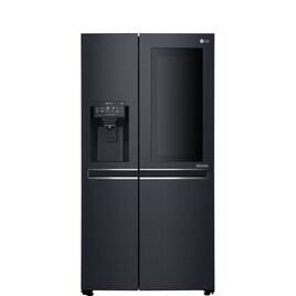 LG Instaview GSX961MTAZ American-Style Smart Fridge Freezer - Black Reviews