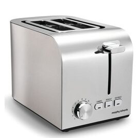 MORPHY RICHARDS Equip 222055 2-Slice Toaster Reviews