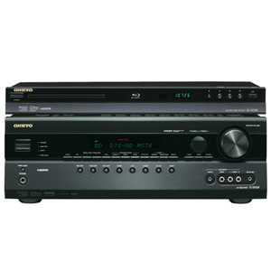 Photo of Onkyo TXSR508 AV Receiver & Onkyo BDSP308 Blu Ray Player Home Cinema System