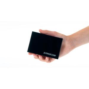 Photo of Freecom Mobile Drive Classic 3.0 (1TB)  External Hard Drive