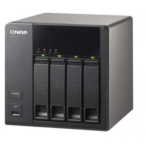 Photo of QNAP TS-412 Network Storage