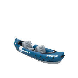 Sevylor Riviera 2 Man Kayak With Paddles Reviews