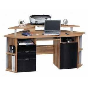 Photo of Jahnke CS485E Computer Desk
